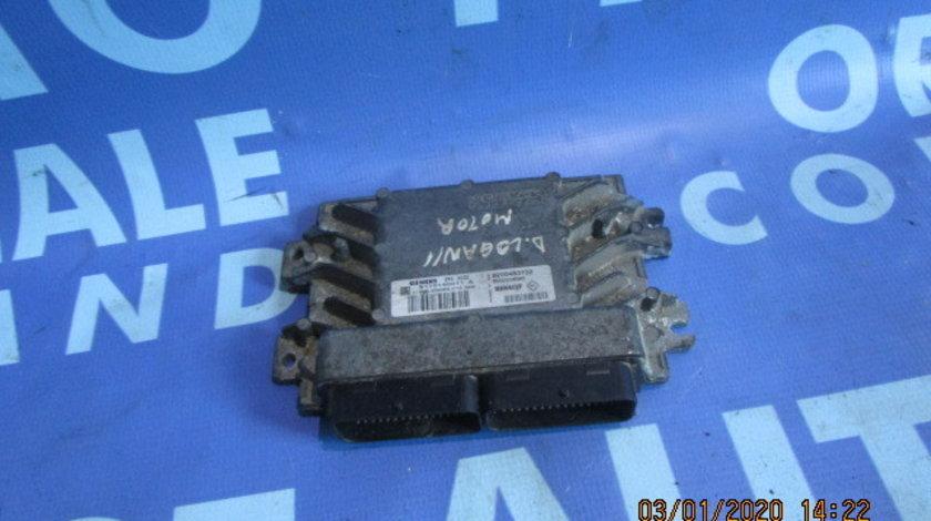 Calculator motor (incomplet) Dacia Logan 1.4mpi 2006;  8200483732