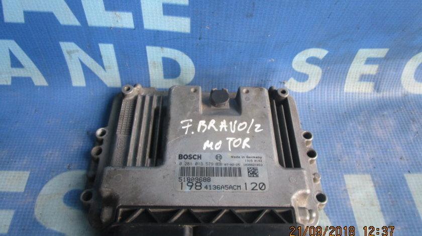 Calculator motor (incomplet) Fiat Bravo 1.9d; 51809C88