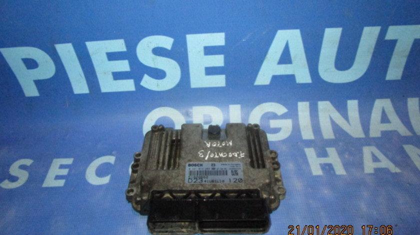 Calculator motor (incomplet) Fiat Ducato 2.3jtd; 51820662 // D2341U61L10