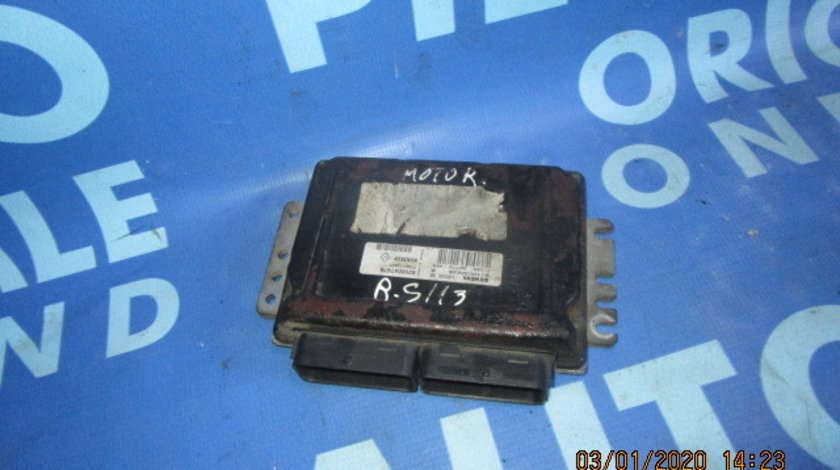 Calculator motor (incomplet) Renault Scenic 2.0i 16v 2000;  8200047476