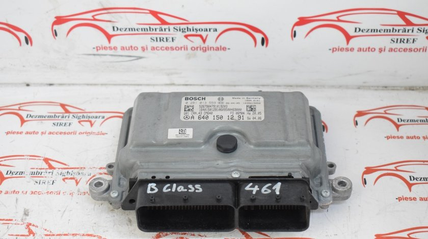 Calculator motor Mercedes B Class 2.0 CDI 0281013559 A6401501291 461