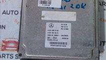 Calculator motor MERCEDES BENZ B CLASS W246 2013
