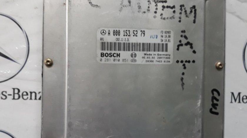 Calculator motor mercedes C CLASS w203 cod A0001535279