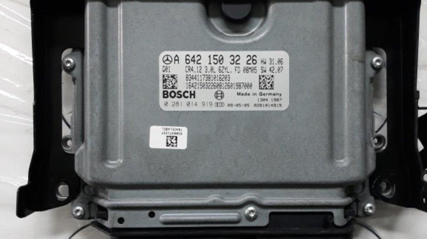 Calculator motor Mercedes E CLASS W211 cod A6421503226