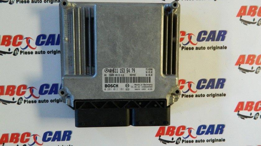 Calculator motor Mercedes Vito 2.2 CDI 90 Cp Cod: A6111535479