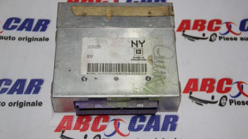 Calculator motor Opel Astra F 1.6 Benzina cod: 16183289 / 16183289NY model 1995