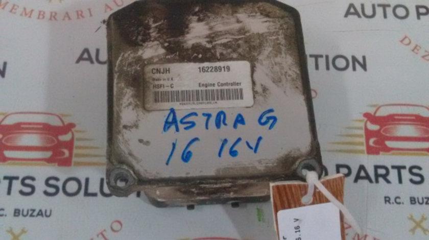 Calculator motor OPEL ASTRA G 1998-2004