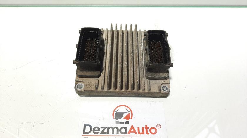 Calculator motor, Opel Astra G Sedan (F69) [Fabr 1998-2004] 1.6 B, Z16SE, 09391340 (id:447448)