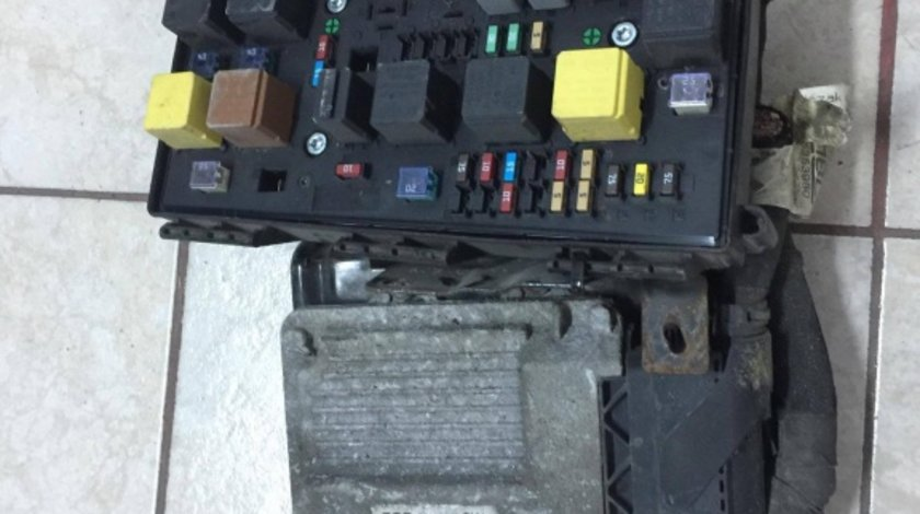 Calculator motor Opel Astra H 1.3 cdti