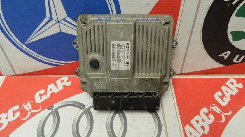 Calculator motor Opel Astra H 1.7 CDTI COD:55198927BY