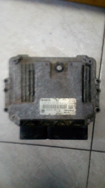 Calculator motor Opel Astra H 1.7 CDTI cod 0281014643
