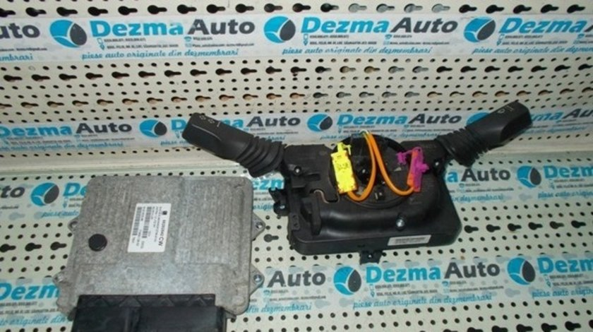 Calculator motor Opel Astra H, 55202542CW