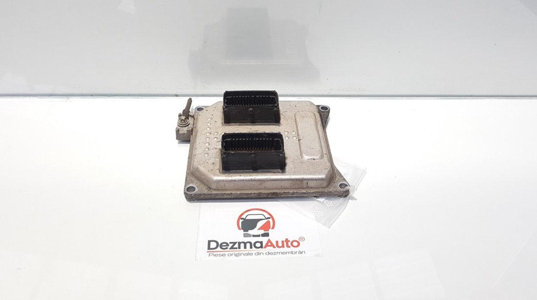 Calculator motor, Opel Astra H [Fabr 2004-2009] 555687735