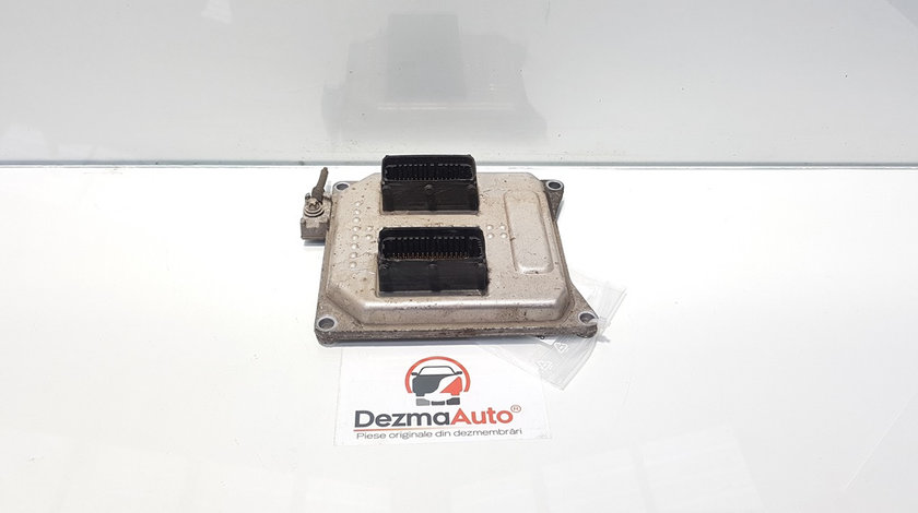 Calculator motor, Opel Astra H [Fabr 2004-2009] 555687735 (id:411100)