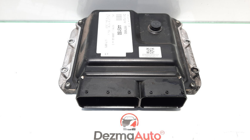 Calculator motor, Opel Astra J [Fabr 2009-2015] 1.7 cdti, A17DTR, 55579893 (id:445150)