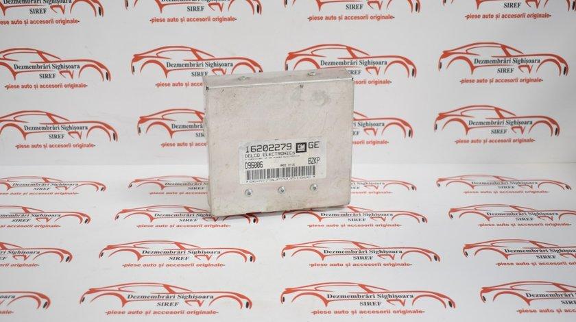 Calculator motor Opel Corsa B 1.4 benzina 1997 16202279