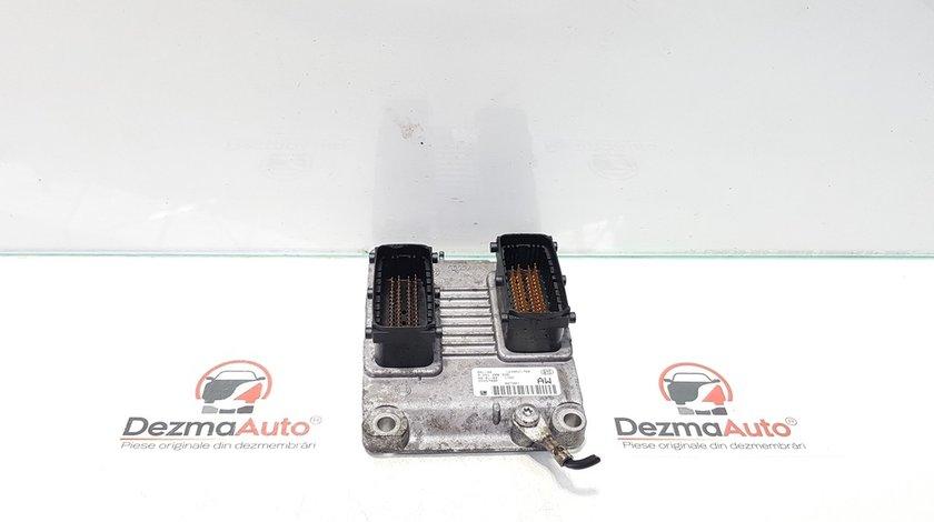 Calculator motor, Opel Corsa C, 1.0 b, Z10XEP, cod 55557932