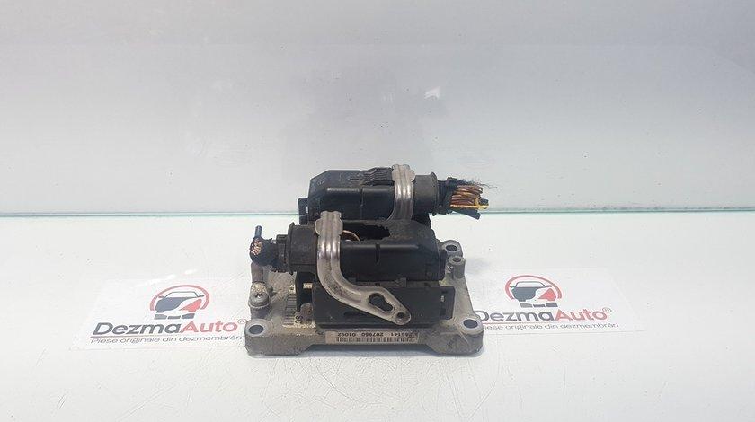 Calculator motor, Opel Corsa C (F08, F68) 1.0 B, Z10XE, cod 55350551 (id:376185)