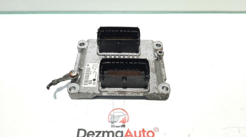 Calculator motor, Opel Corsa C (F08, F68) [Fabr 2000-2005] 1.2 B, Z12XEP, GM55352622 (id:444281)