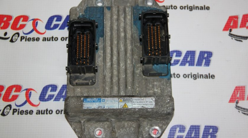 Calculator motor Opel Meriva 1.7 CDTI 8973509487 / 97350948 model 2007