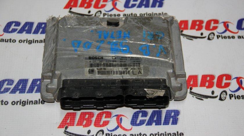 Calculator motor Opel Vectra B 2.0 TDI cod: 90508986 / 90508986LA / 0281001633 model 1998