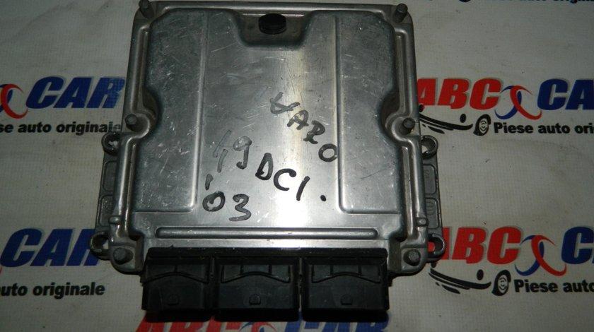 Calculator motor Opel Vivaro 1.9 DCI cod: 0281010632 / 8200118526 model 2003