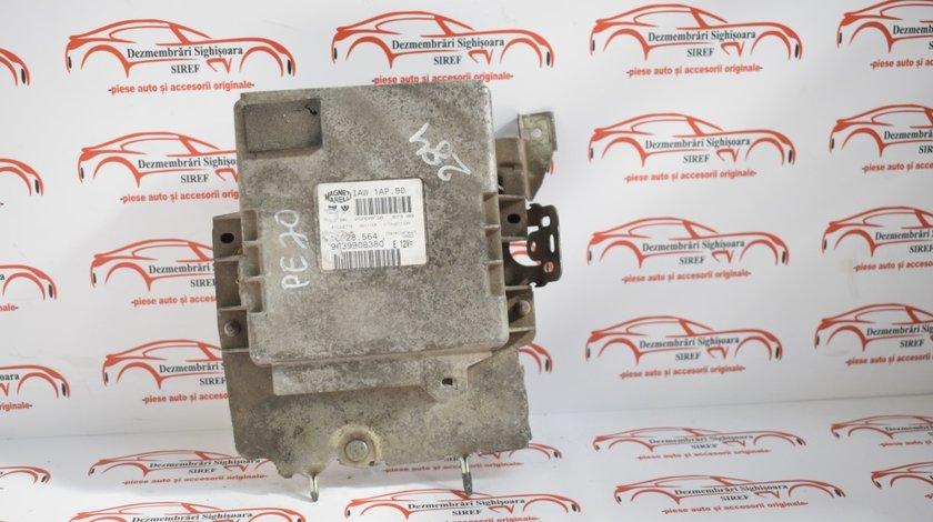 Calculator motor Peugeot 206 1.4 benzina automat 2000