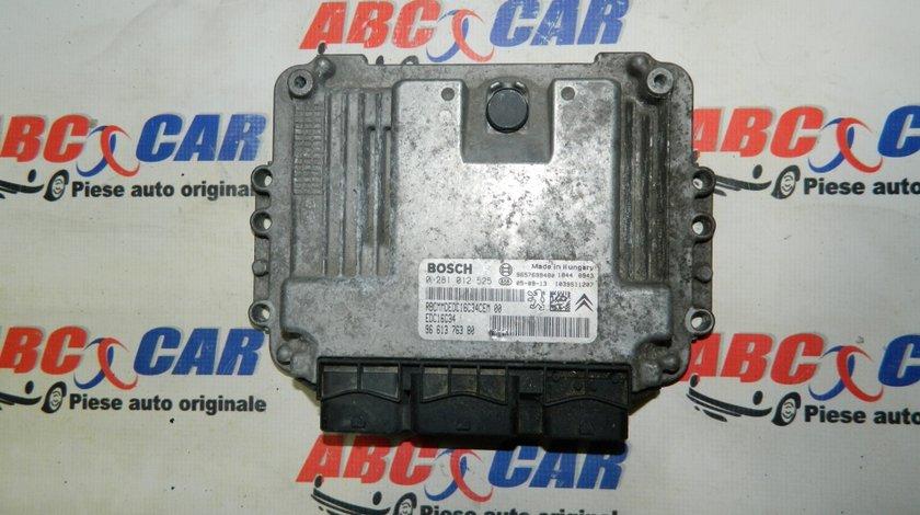 Calculator motor Peugeot 206 1.4 HDI cod: 9661376380