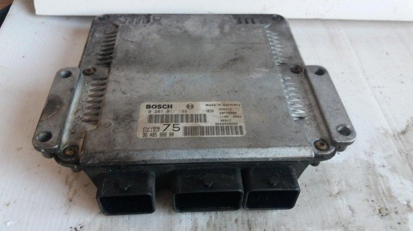 Calculator motor peugeot 206 2.0 hdi 9648588880 0281011188