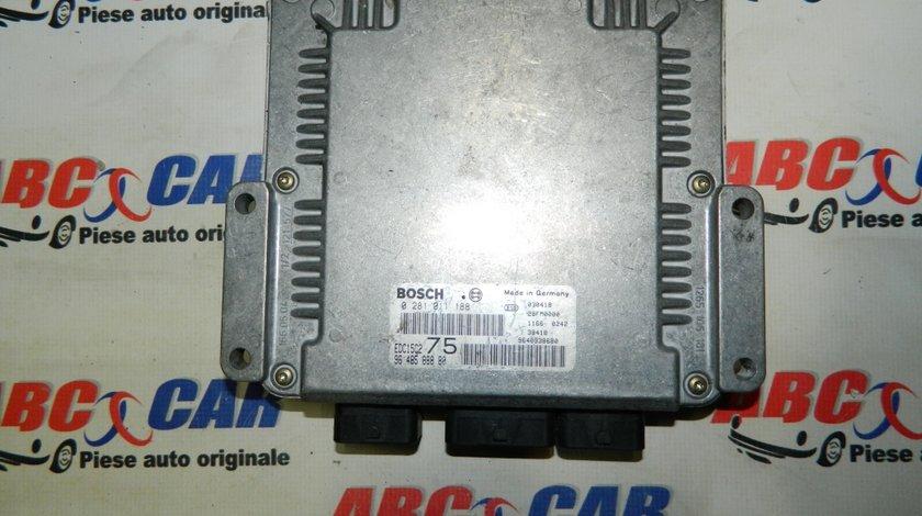 Calculator motor Peugeot 206 2.0 HDI cod: 9648588880