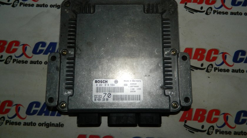 Calculator motor Peugeot 206 2.0 HDI cod: 9642013980