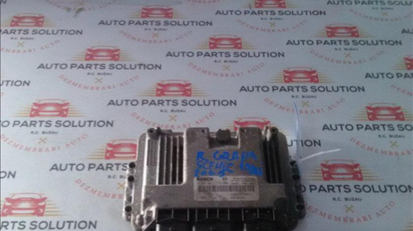 Calculator motor RENAULT GRAND SCENIC 2 FAB 2006-2010