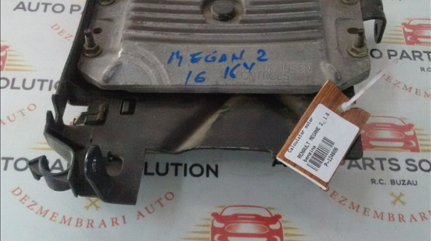 Calculator motor RENAULT MEGANE 2 2004-2008