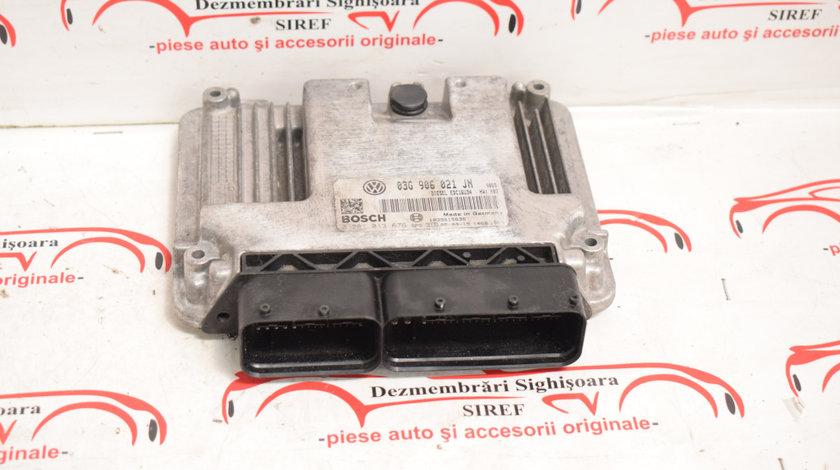 Calculator motor Seat Altea 1.9 TDI BLS 03G906021JN 452