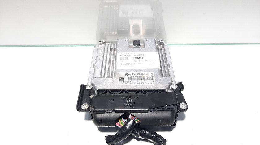 Calculator motor, Seat Exeo ST (3R5) [Fabr 2009-2013] 2.0 tdi, CAG, 03L906019B