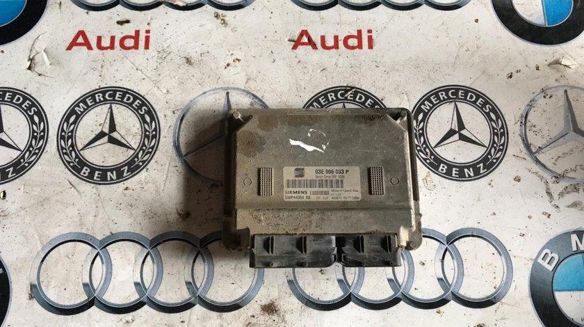 Calculator motor Seat Ibiza 1.2 03E 906 033 P