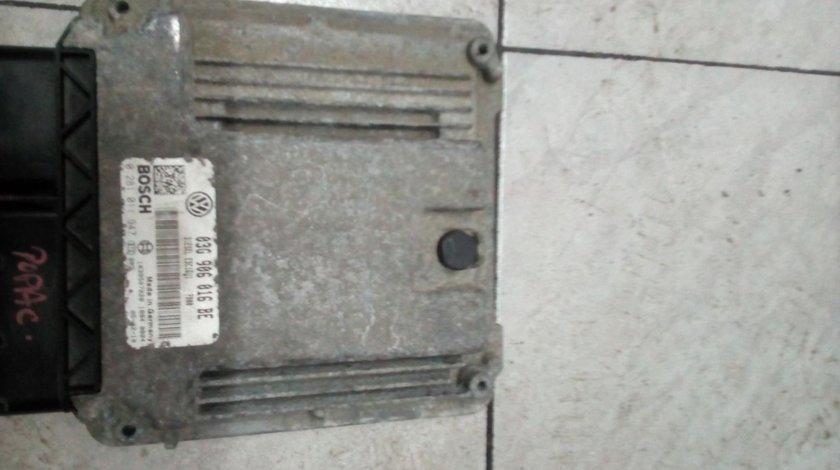 Calculator motor Skoda Octavia 2 1.9 TDI BKC cod 0281011947