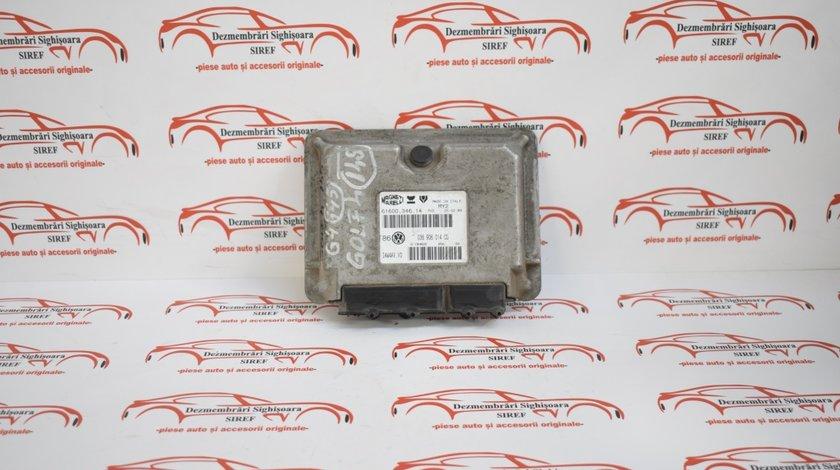 Calculator motor Volkswagen Golf 4 1.4 16v cod motor AHW 2000