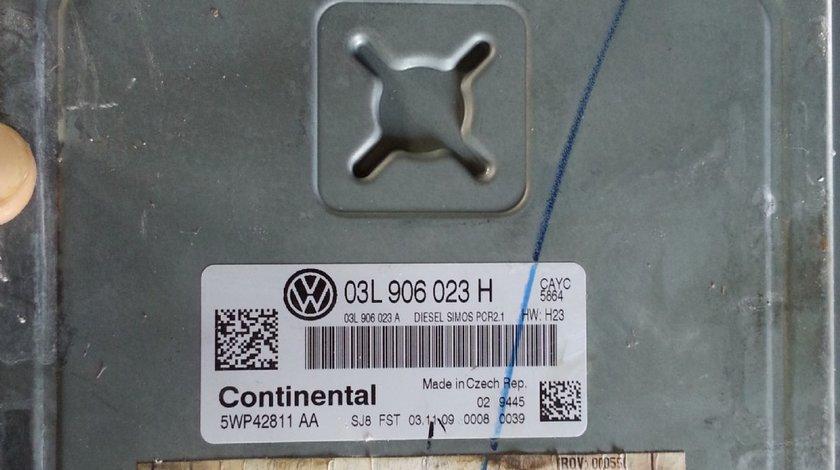 Calculator motor Volkswagen Jetta Golf MK6 2009 03L906023H