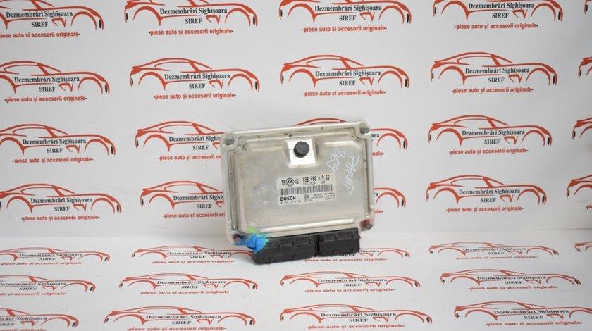 Calculator motor Volkswagen Passat B5 1.9 Tdi 131 Cp cod motor AVF 2003