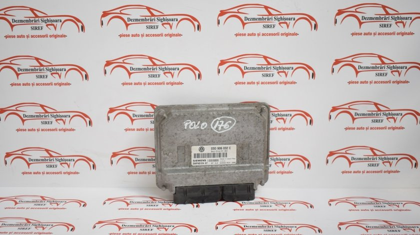 Calculator motor Volkswagen Polo 9n 1.2 benzina cod motor AWY 2003