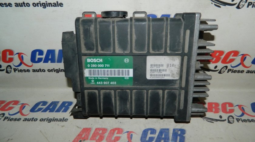 Calculator motor VW Golf 2 1.8 benzina cod: 443907403