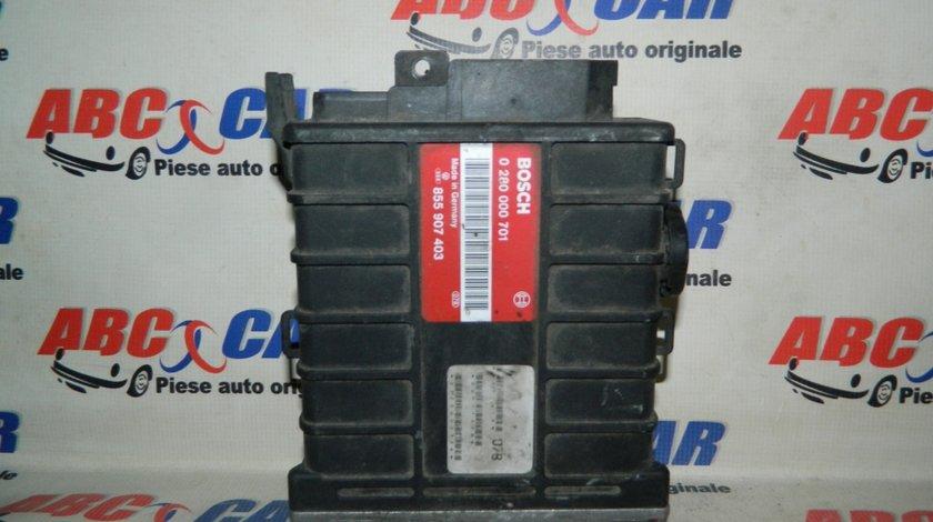 Calculator motor VW Golf 2 1.8 benzina cod: 855907403