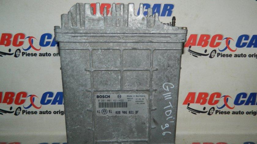 Calculator motor VW Golf 3 1.9 TDI cod: 028906021BF