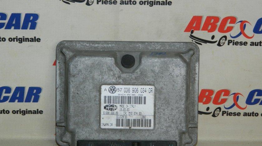 Calculator motor VW Golf 4 1.6 16V cod: 036906034DR