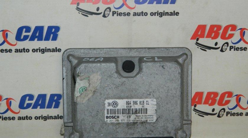 Calculator motor VW Golf 4 1.8 benzina cod: 06A906018CL
