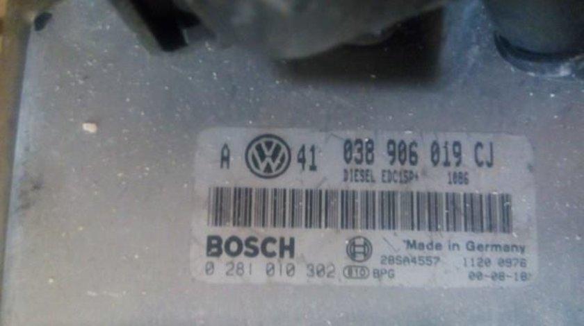 Calculator motor vw golf 4 1.9 tdi ajm cod 036906032cj