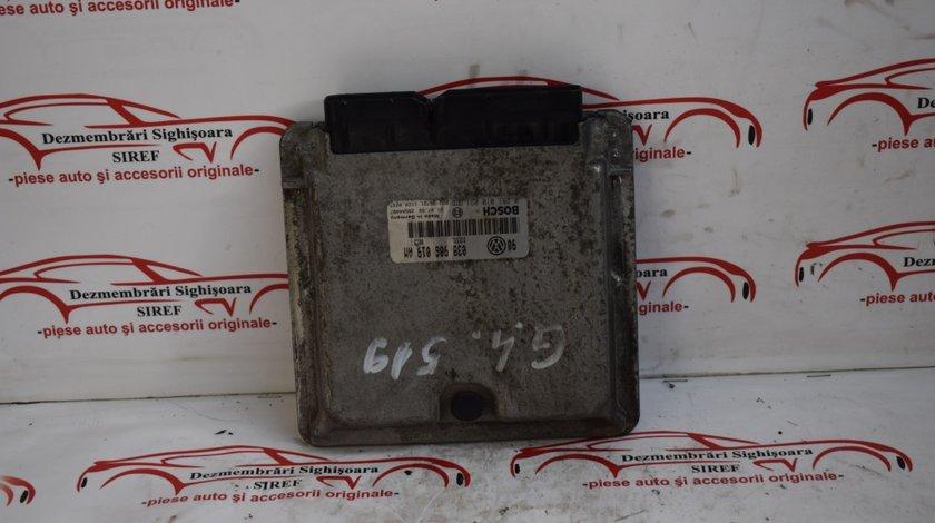 Calculator motor VW Golf 4 1.9 TDI AJM 038906019AM 519