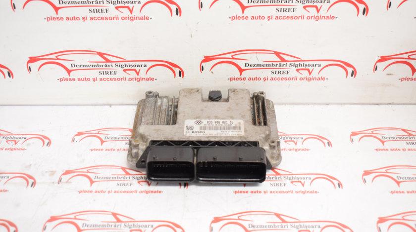 Calculator motor VW Golf 5 1.9 TDI BLS 03G906021QJ 470