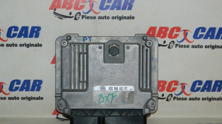 Calculator motor VW Golf 5 1.9 TDI cod: 03G906021PT